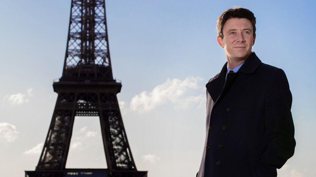 Candidat LREM à Paris, Benjamin Griveaux promet une police municipale de 5.000 agents armés.