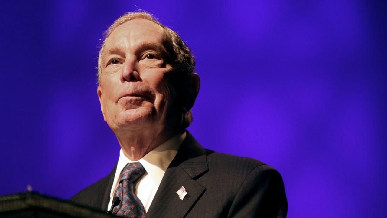 «Nous ne pouvons pas nous permettre quatre années supplémentaires d'actions immorales et irréfléchies de la part de Donald Trump», aexpliqué Michael Bloomberg ce dimanche pour justifier sa candidature à l'investiture démocrate.