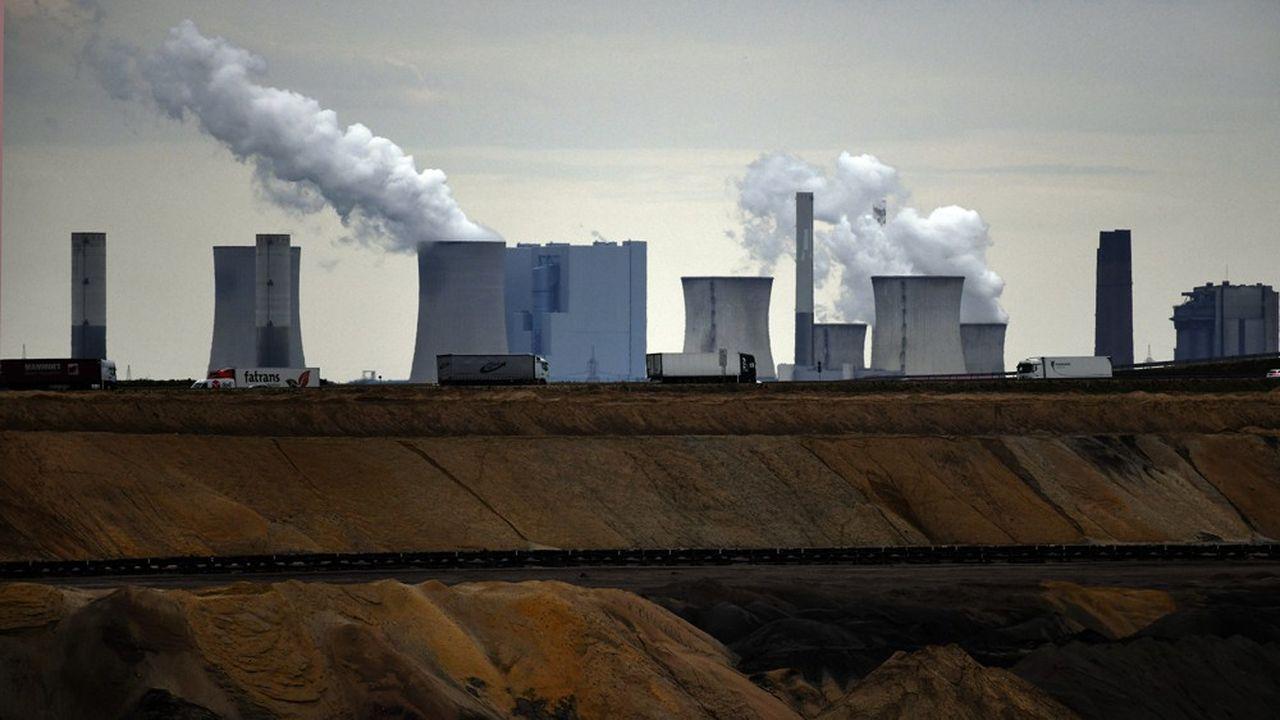 En 2019, le charbon enregistre une décroissance record en Allemagne (-22%).