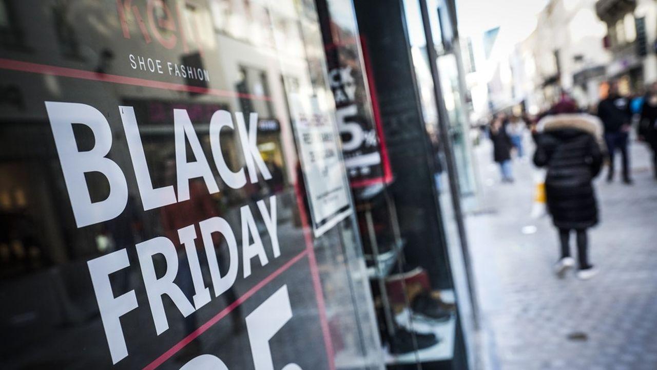 Les députés veulent interdire les campagnes de promotion du Black Friday