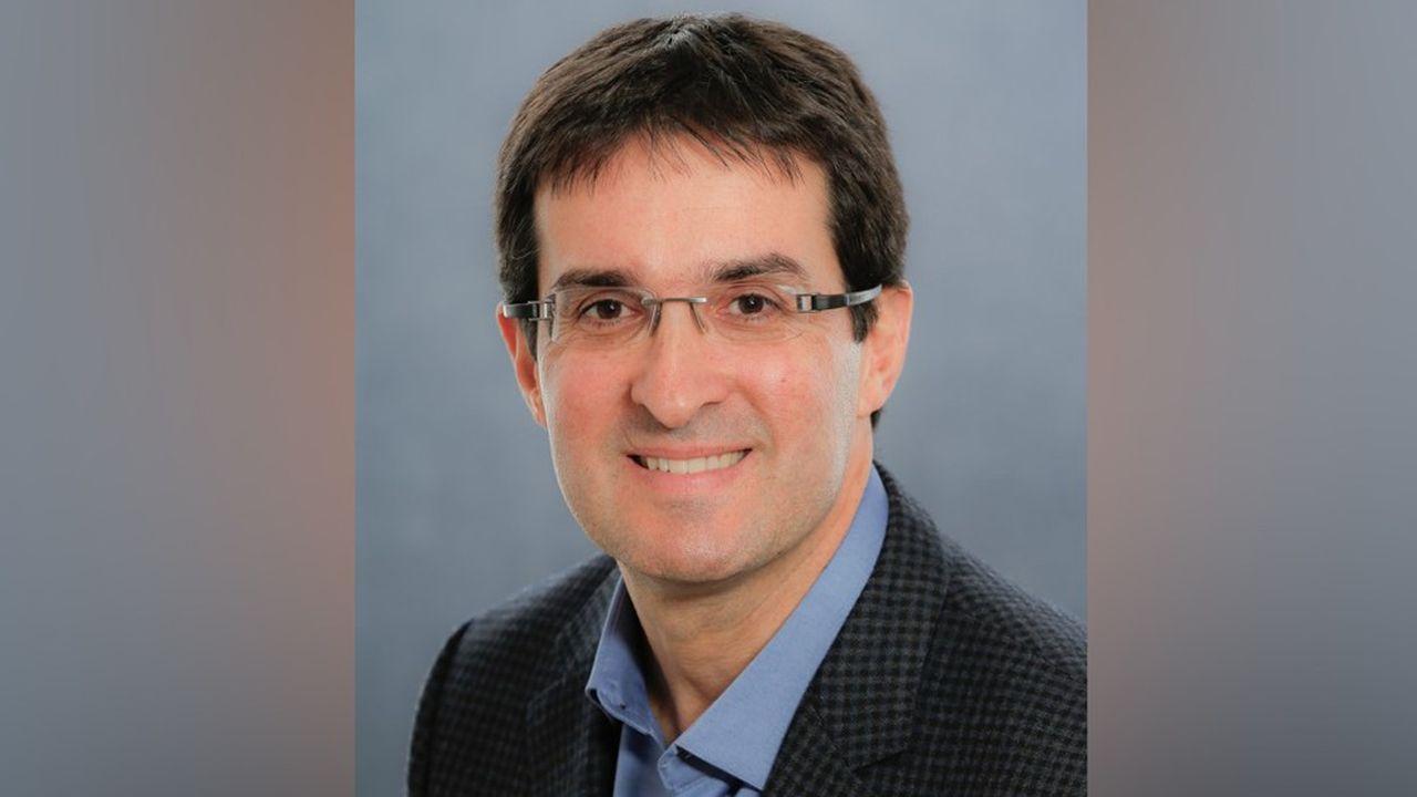 Philippe Vinci, le PDG de Voxygen.