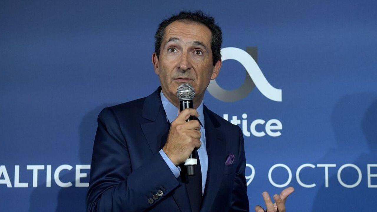 Fibre: Altice acquiert l'opérateur d'infrastructures Covage pour 1 milliard d'euros