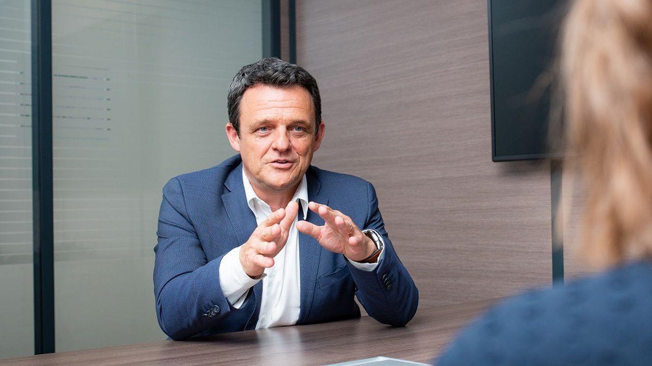 Laurent Fiard, PDG et cofondateur de l'entreprise.