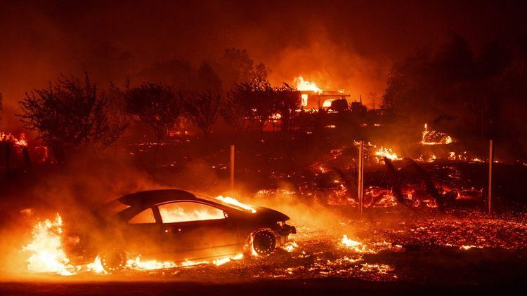«Camp fire», l'incendie le plus meurtrier de Californie