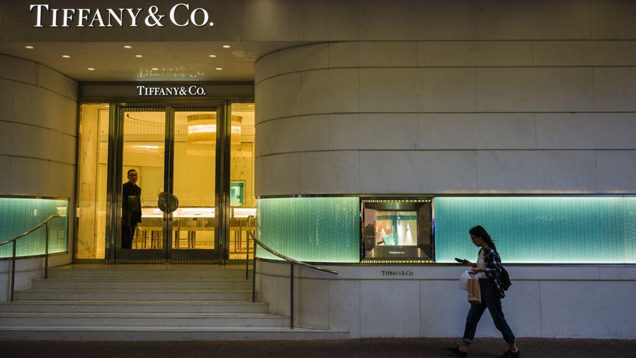 L'offre de LVMH valorise Tiffany à 16,2milliards de dollars.