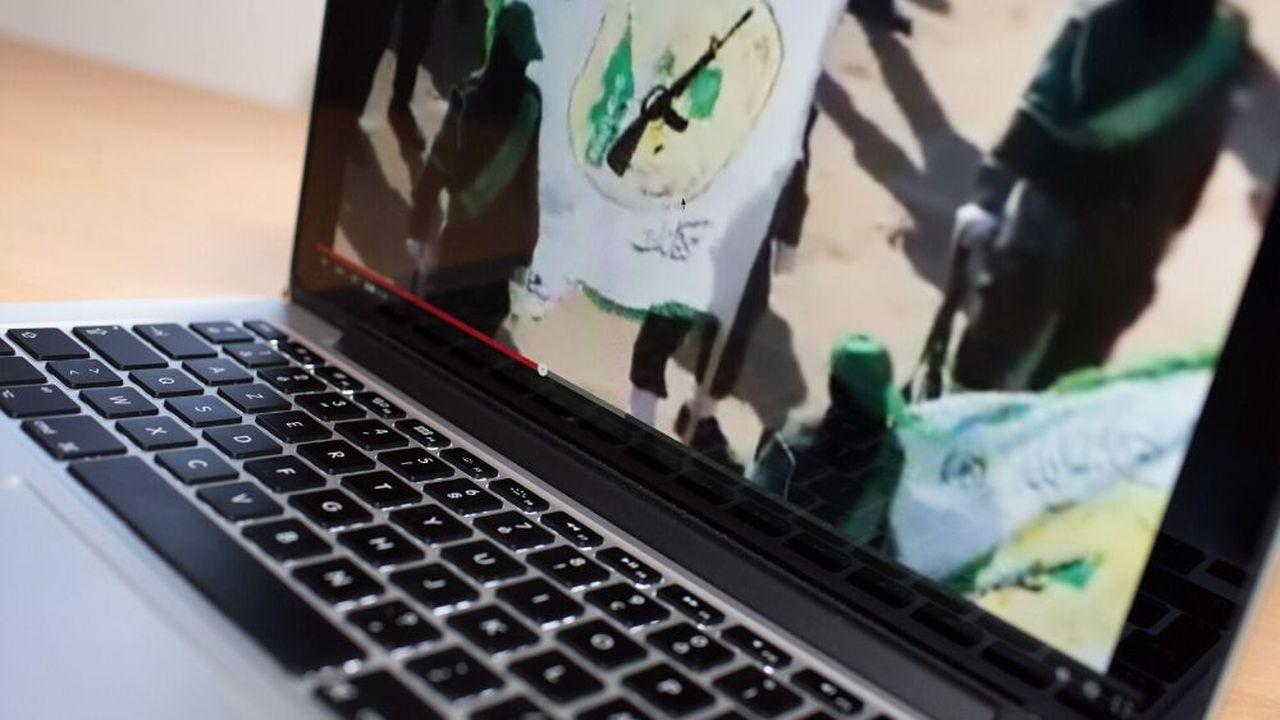 La cyberattaque mondiale sur les serveurs d'Amaq, l'agence de presse du groupe terroriste de l'EI, a été un succès en Belgique.