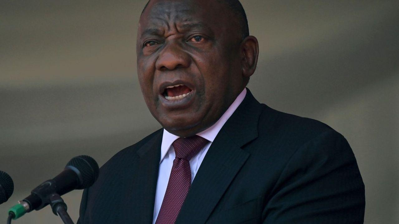 Cyril Ramaphosa a fait de la relance de l'économie un pilier de son programme politique.