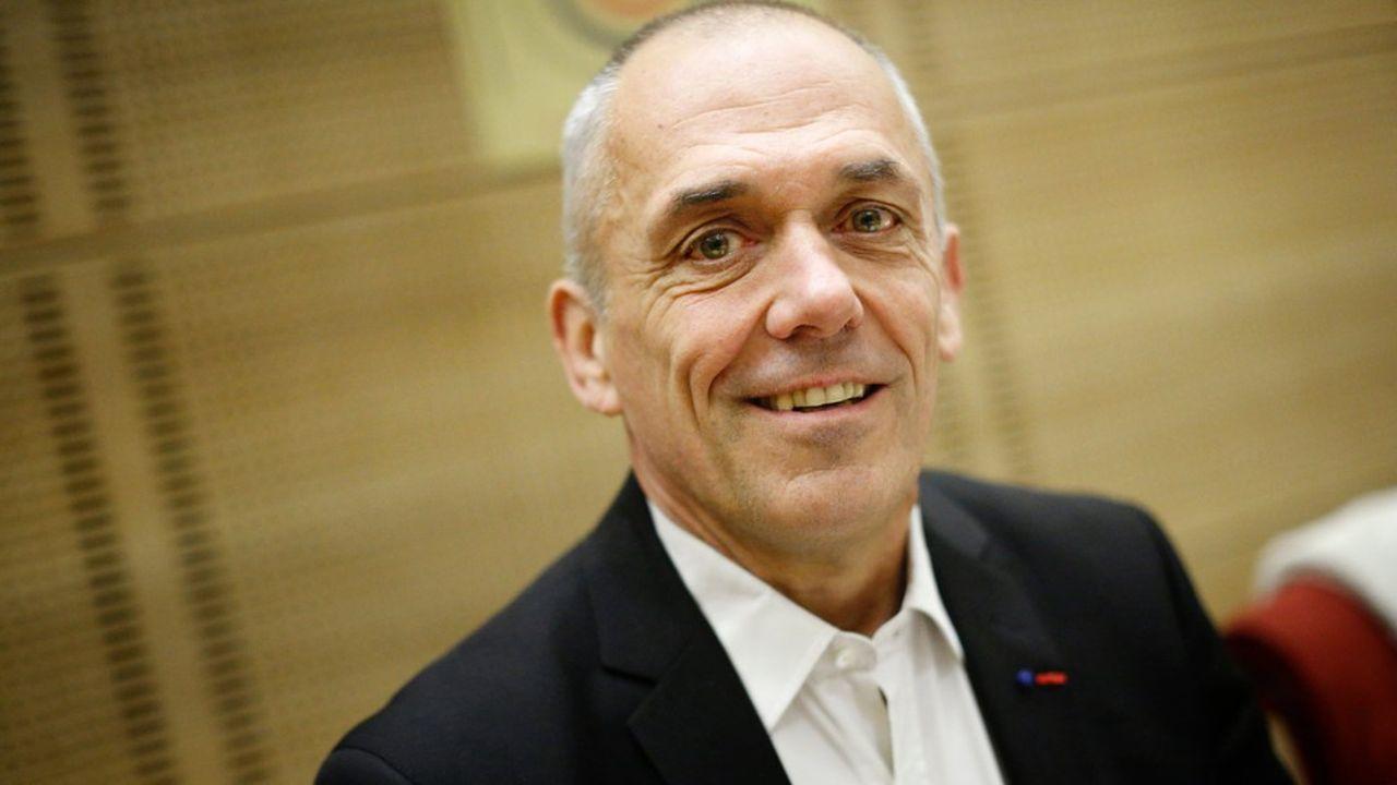 Antoine Petit, PDG du Centre national de recherche scientifique (CNRS)