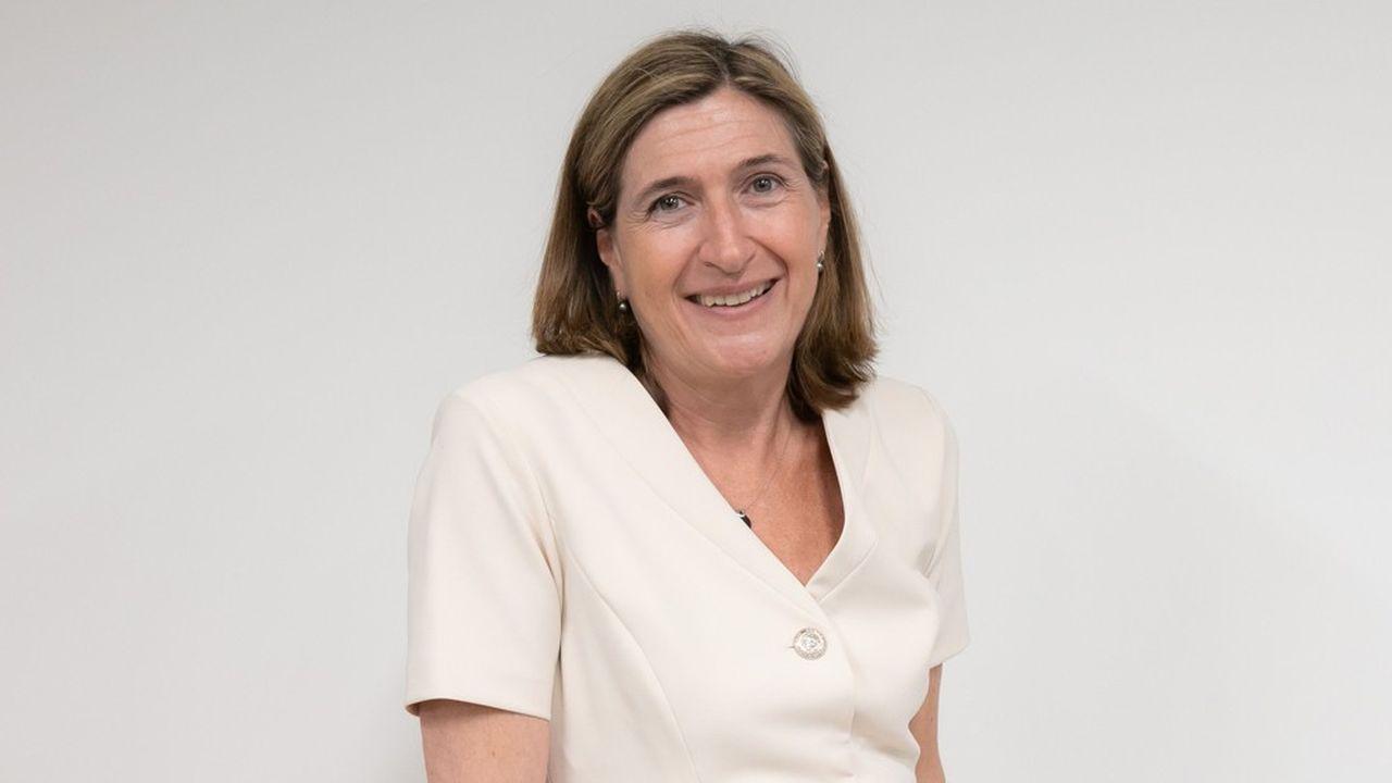 Alice Holzman, directrice générale de Ma French Bank.