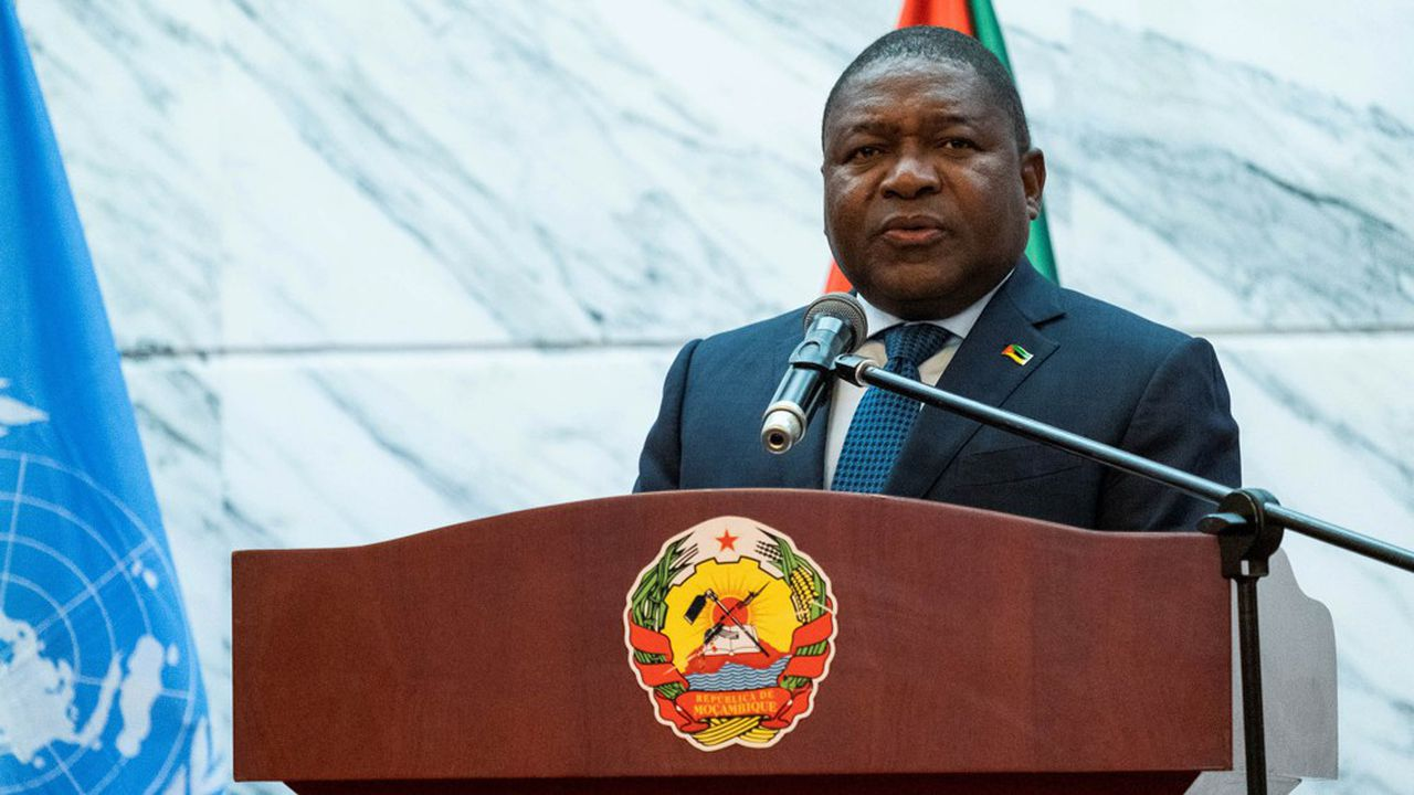 Privinvest aurait financé la campagne du président du Mozambique, Filipe Nyusi.