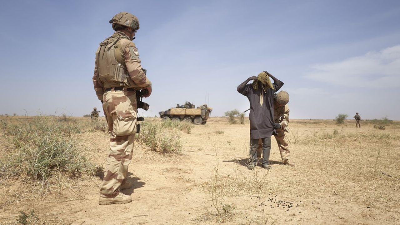 Les soldats de l'opération Barkhane tués dans l'accident appartenaient à l'armée de Terre.