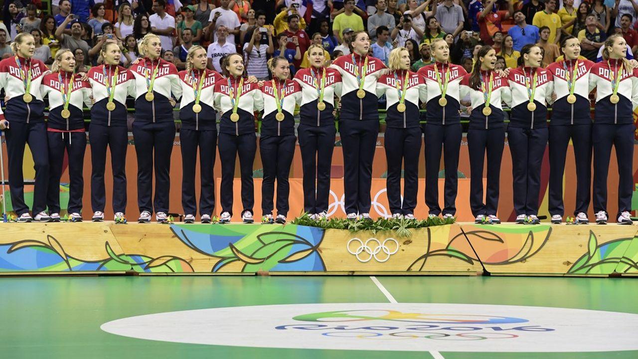 La Russie pourrait être bannie pendant quatre ans de toutes les compétitions olympiques et internationales