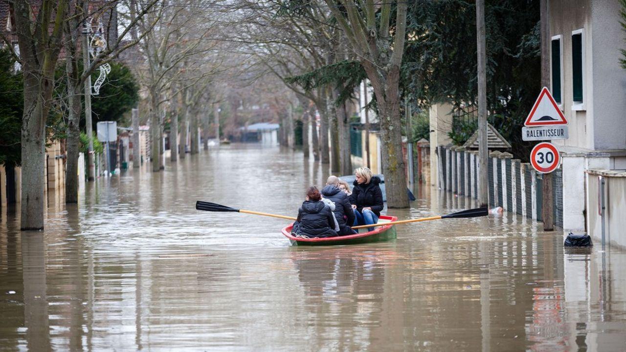 La renaturation de l'Yerres, à Villeneuve-Saint-Georges (Val-de-Marne), mobilisera 7 millions d'euros