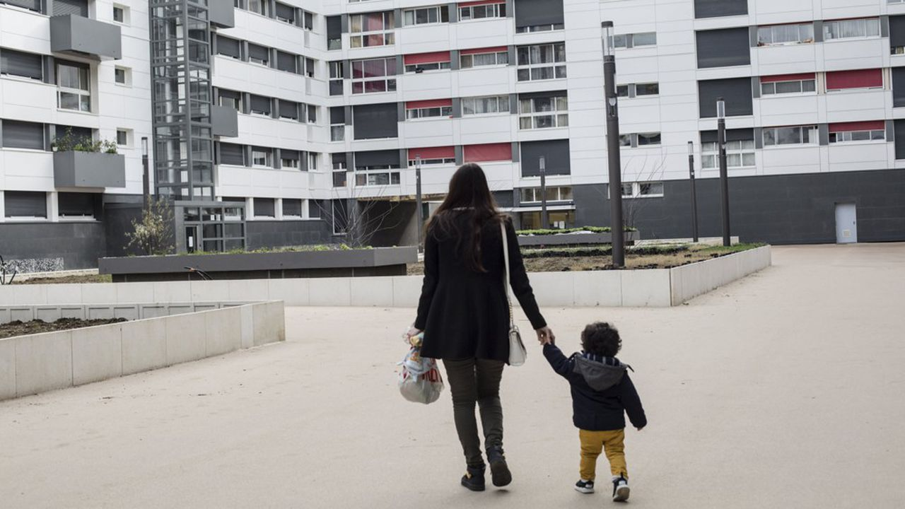 L'objectif est de vendre chaque année 1% de l'ensemble du parc social français, soit 45.000 logements.