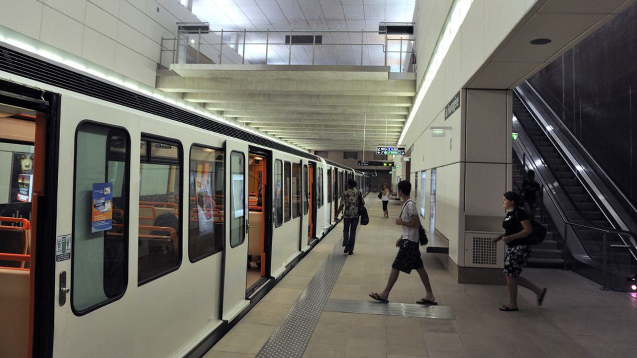 Alstom construira le nouveau métro de Marseille pour 430 millions d'euros — Alstom