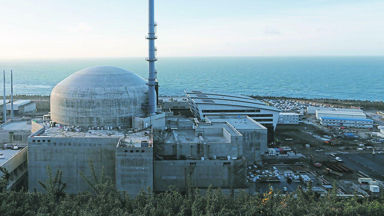 La capacité de l'industrie nucléaire (ici, le site de Flamanville, en Normandie) à bénéficier du label «durable» est en question dans les discussions actuelles.