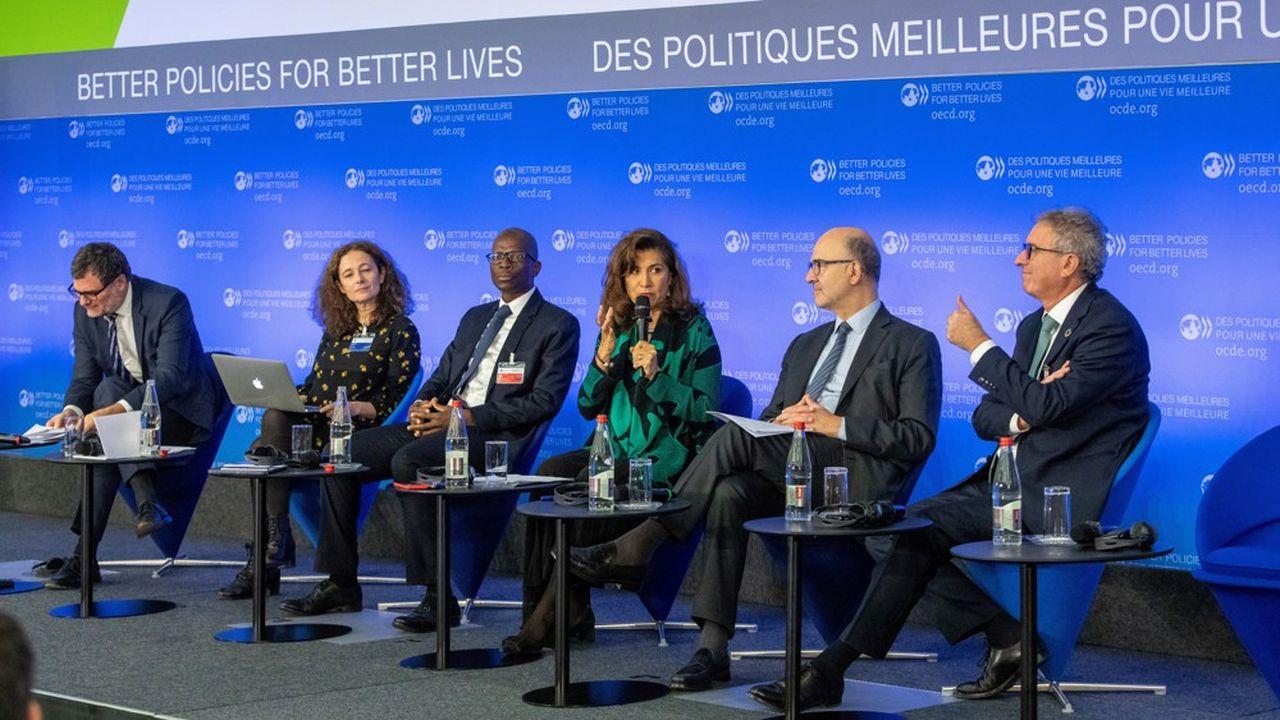 Quelque 70 ministres des Finances se sont réunis ce mardi à l'OCDE pour mesurer l'ampleur des progrès accomplis en matière de transparence fiscale.