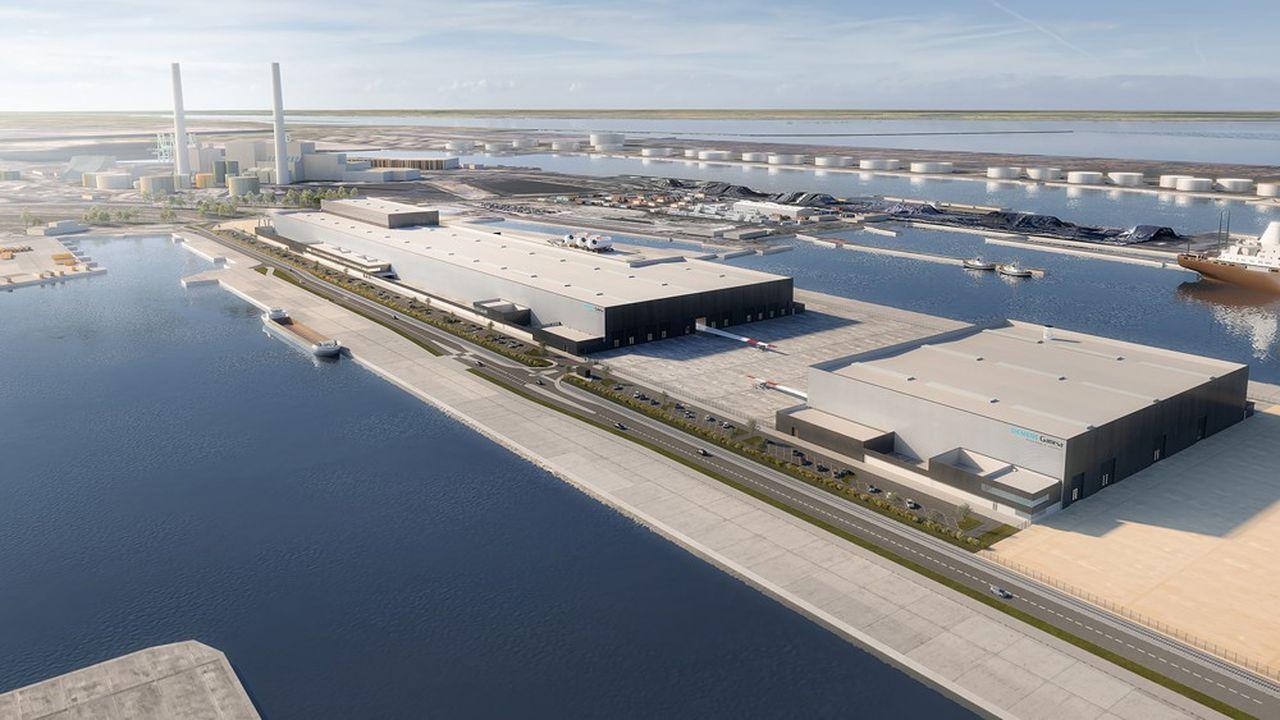 L'industriel espère commencer la construction de l'usine mi-2020 pour une mise en service progressive fin 2021.