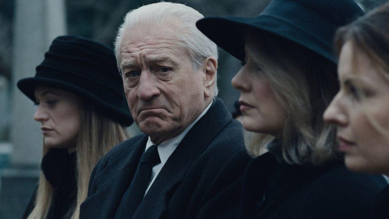 Réalisé par Martin Scorsese, le film, «The Irishman», réunit un casting prestigieux d'acteurs, dont Robert De Niro