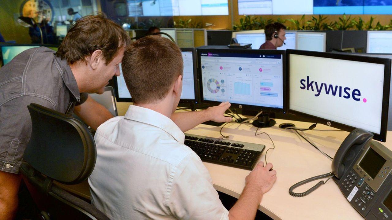 DDMS et Skywise ne sont que deux technologies parmi d'autres qu'Airbus met en place pour développer sa supply chain 4.0.