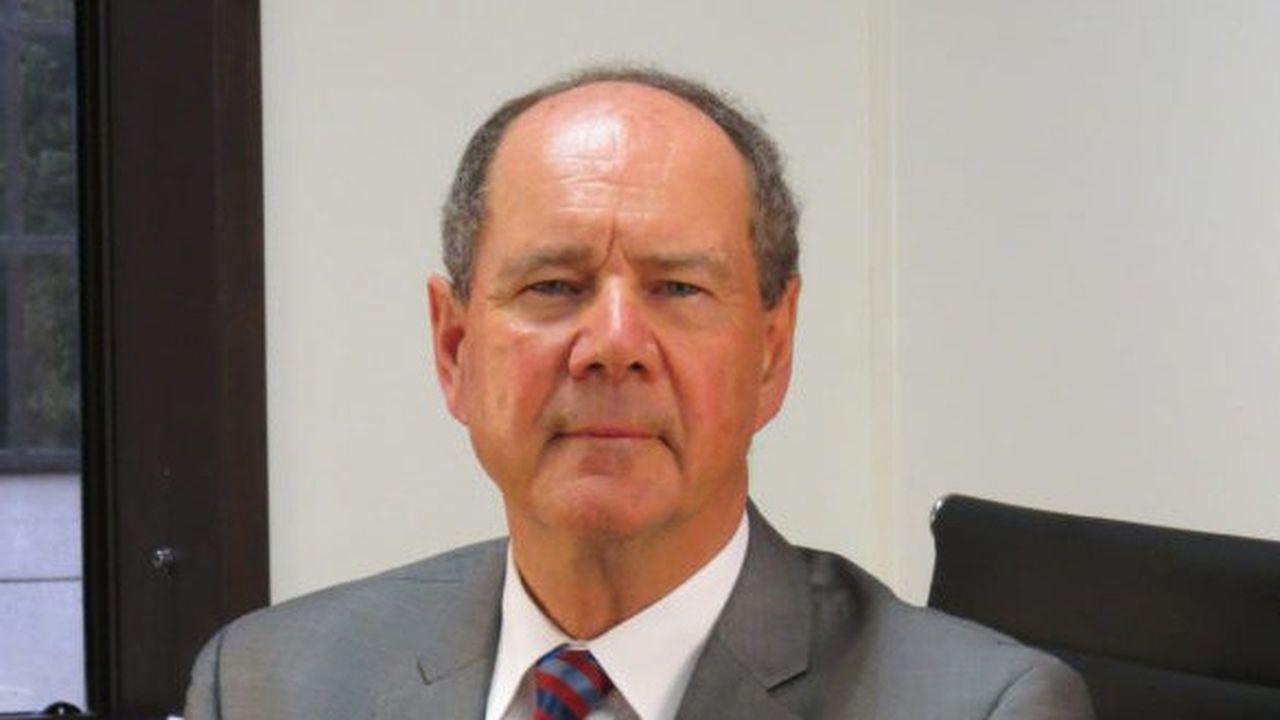 Jean Prieur, président d'honneur de la Fédération nationale de droit du patrimoine.