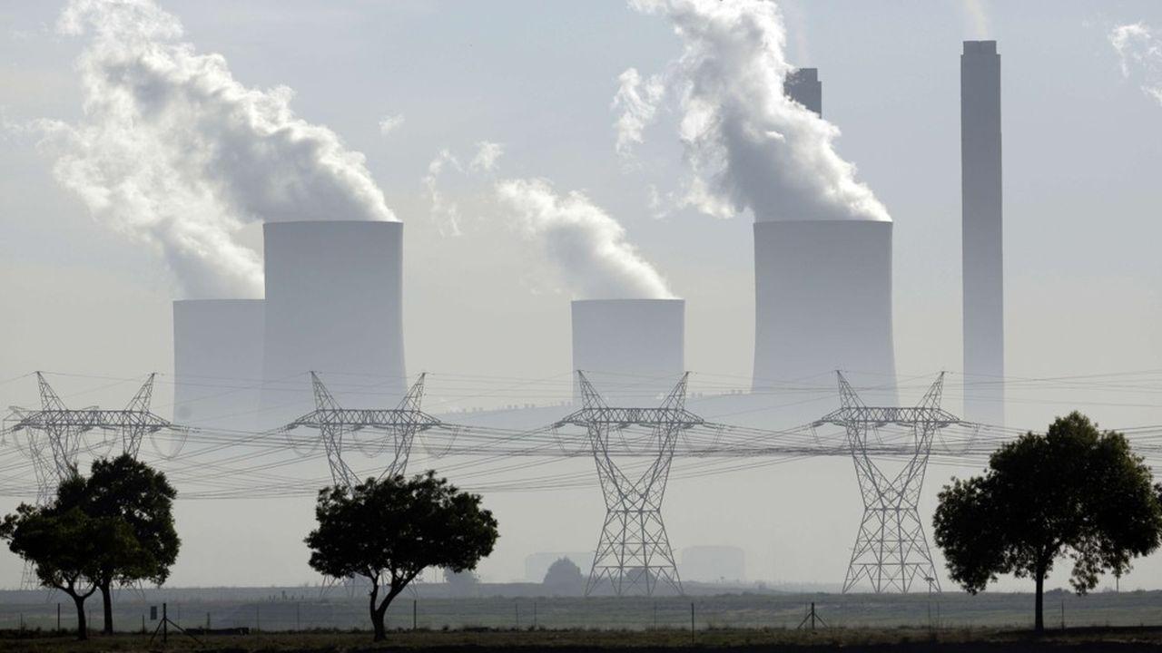 La concentration du CO2 dans l'atmosphère atteint un niveau record