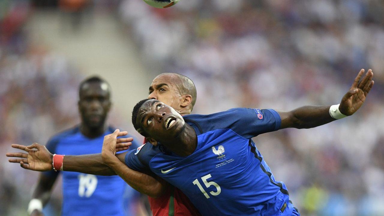 Lors du dernier Euro 2016, la France s'était inclinée en finale (0-1) face au Portugal