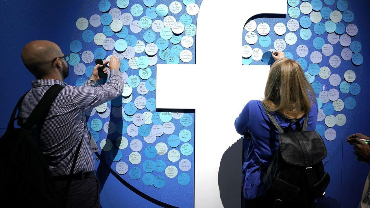 En 2020, moins de 50% des adolescents français seront sur Facebook.