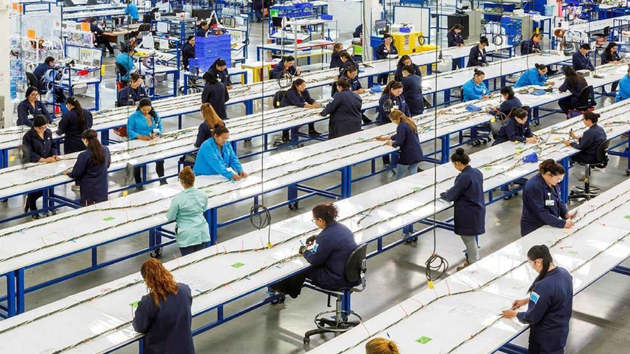 Il fabrique des câblages, des harnais électriques, des meubles d'avionique et des équipements pour Airbus, Boeing, Mitsubishi, Dassault, Thales, Safran,etc.