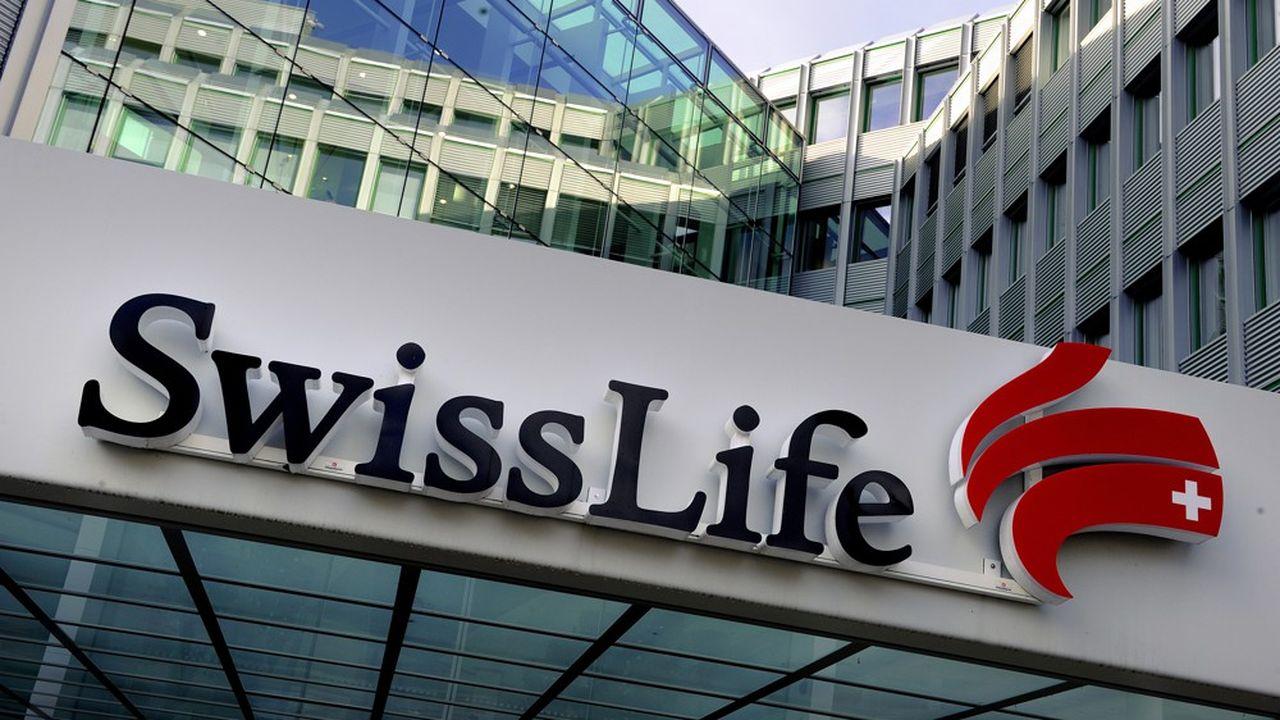 Swiss Life a réalisé en 2018 en France une collecte nette de 1,7 milliard d'euros.