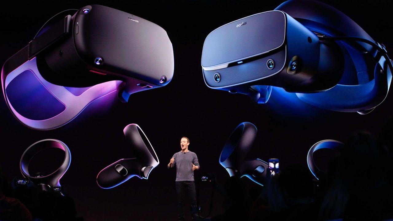 Pour Mark Zuckerberg, le patron de Facebook, «la réalité virtuelle et la réalité augmentée seront d'ici dix ans la prochaine plate-forme majeure de l'informatique après les smartphones».
