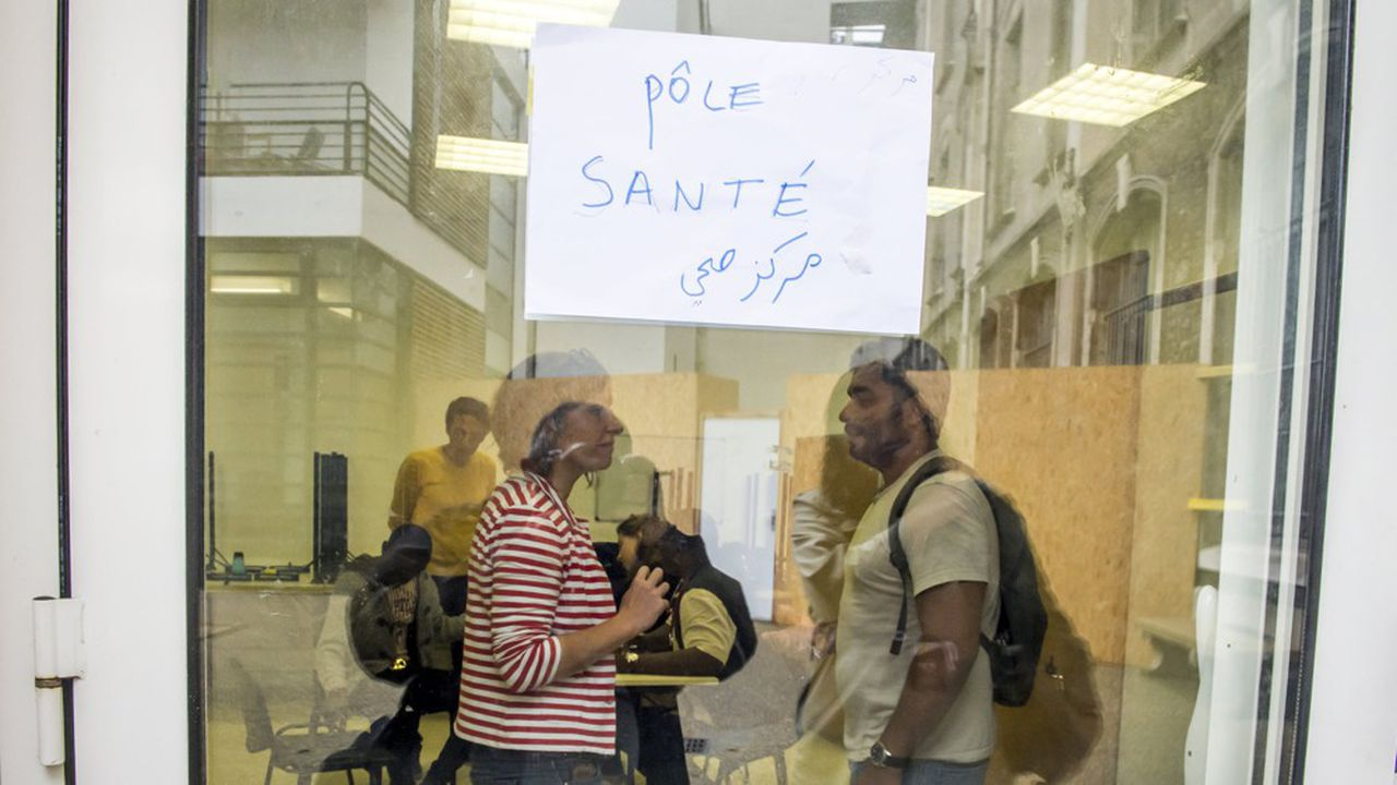 L'Aide médicale d'Etat concerne 300.000 sans-papiers en France.