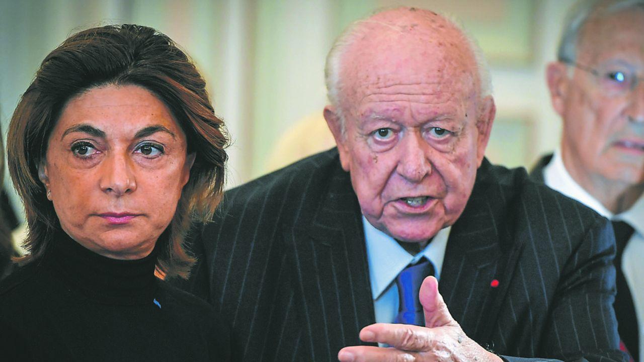 Martine Vassal, qui portera les couleurs des Républicainsaux municipalesà Marseille, a été l'adjointe du maire sortant, Jean-Claude Gaudin, pendant quatorze années.