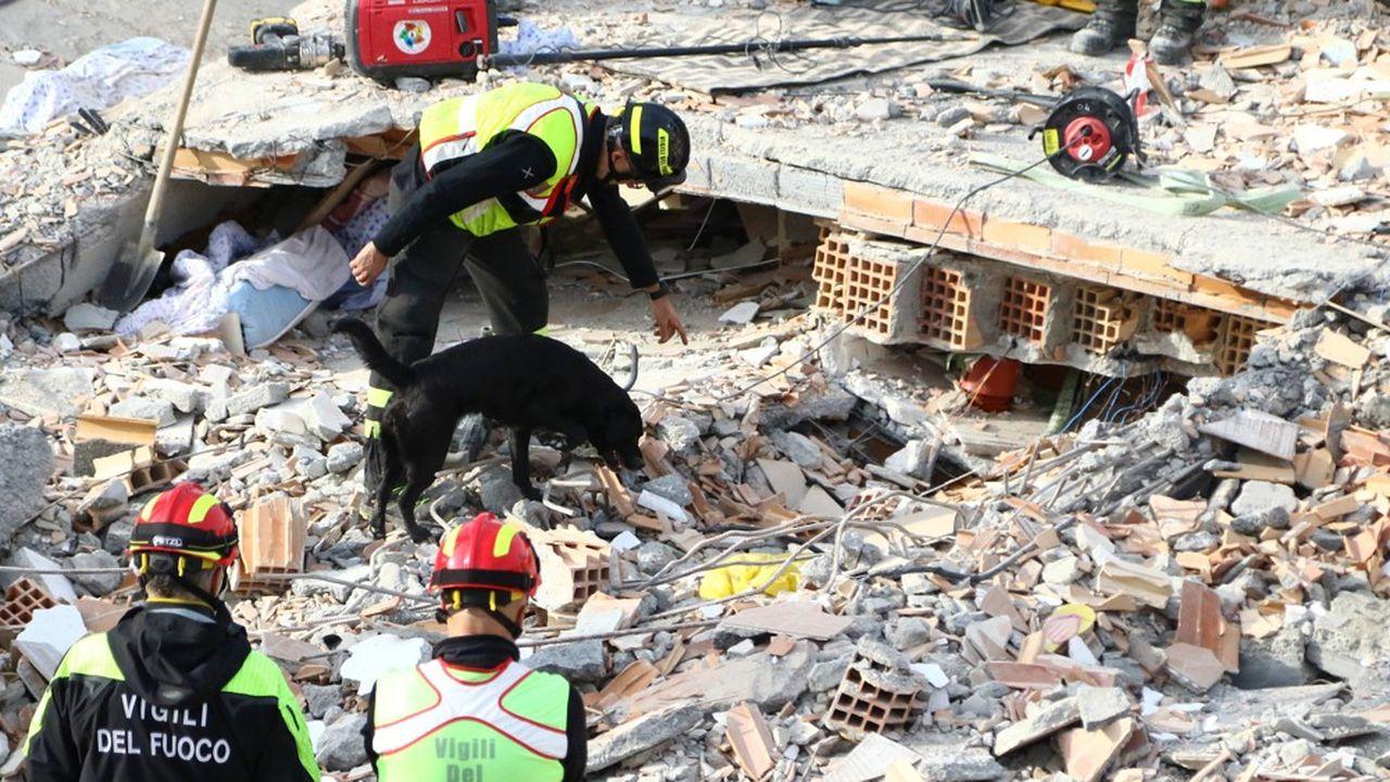 A la suite du séisme qui a frappé mardi l'Albanie, le gouvernement italien a immédiatement dépêché sur place plus de 200 secouristes avec d'importants moyens provenant de la protection civile, des pompiers et de la Croix-Rouge.