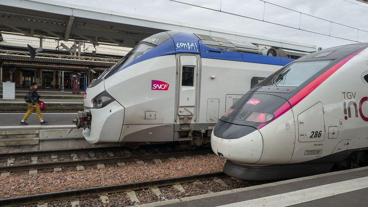 A partir du 3décembre, la SNCF fera un point quotidien sur les perturbations des deux jours à venir.