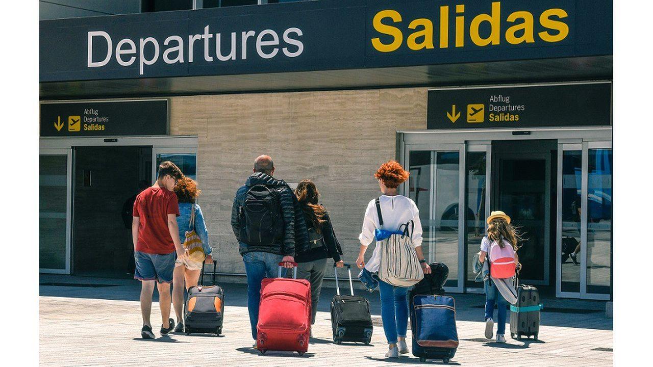 Le tourisme est responsable de 8 % des émissions de GES dans le monde.