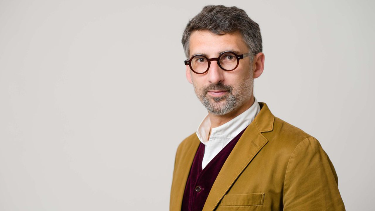 Julien Dossier, fondateur du cabinet de conseil Quattrolibri et auteur de « Renaissance écologique ».