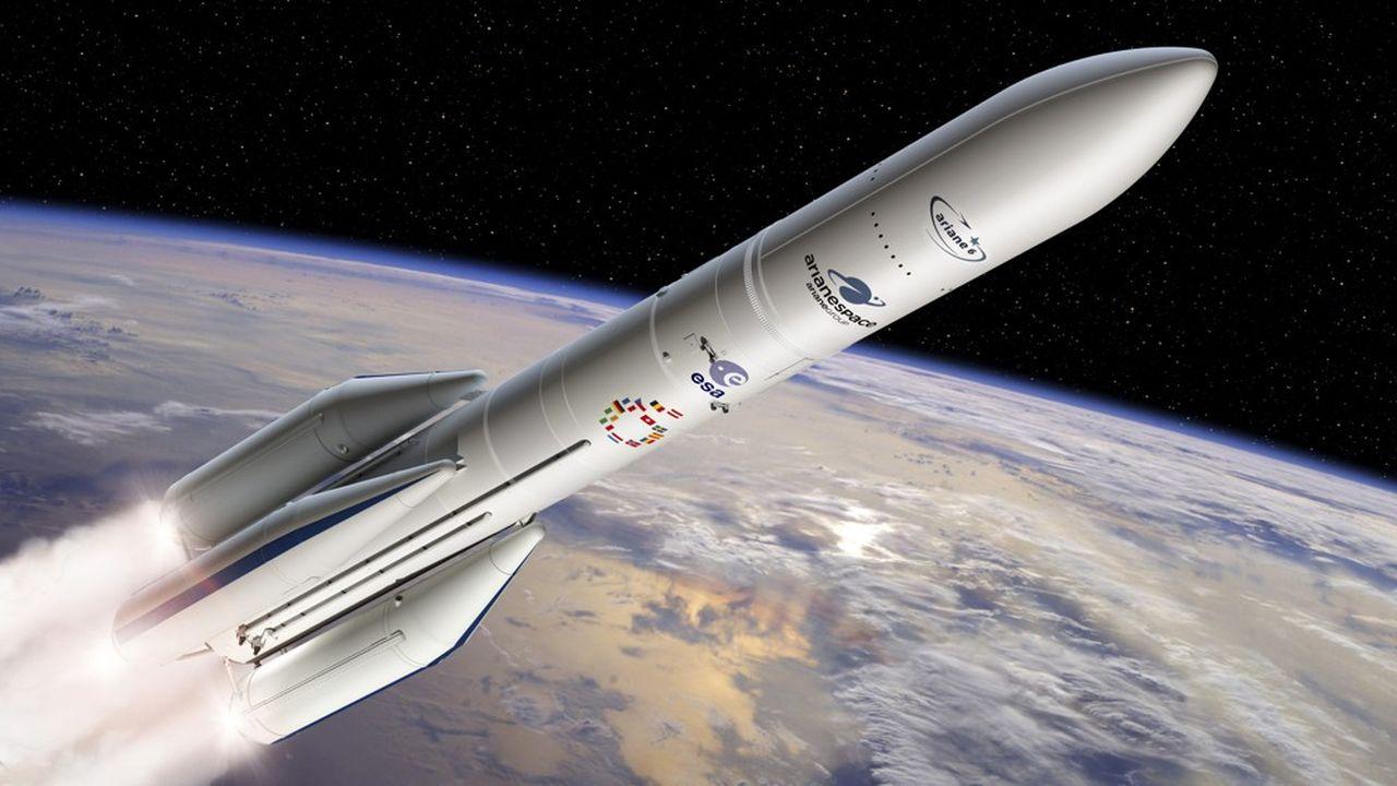 Le budget de l'agence spatiale de l'UE s'envole