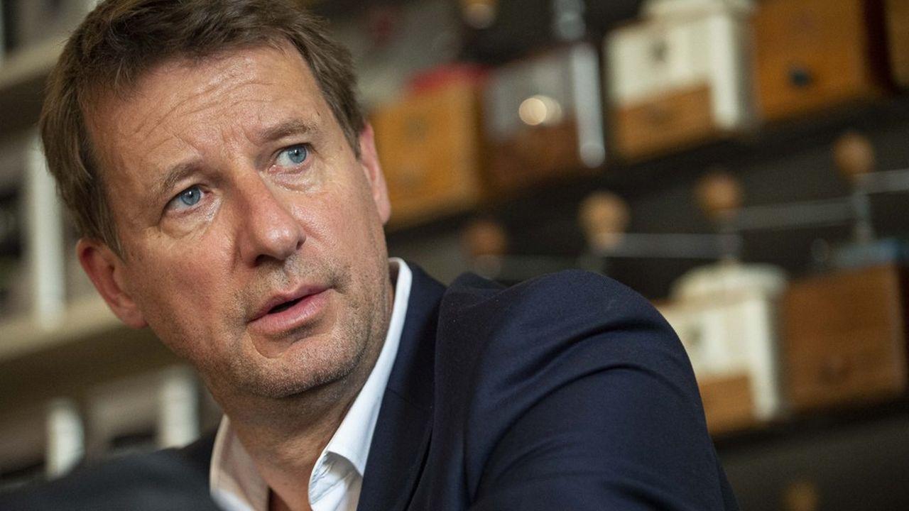 L'eurodéputé écologiste Yannick Jadot.