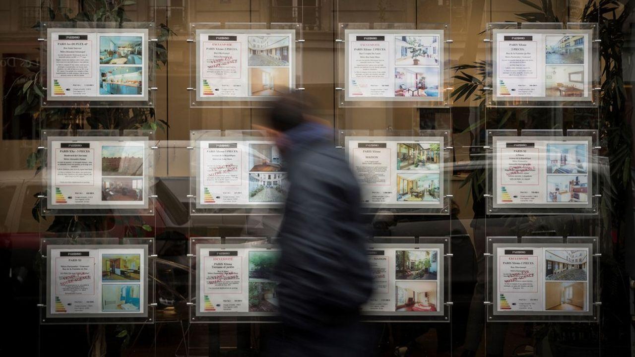 Avec plus d'un million de transactions dans l'immobilier ancien en 2019, la machine du crédit a tourné à plein régime.