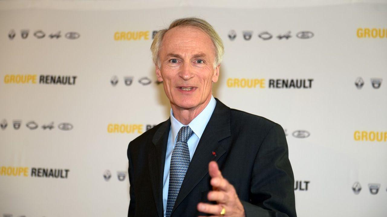 Hadi Zablit nommé secrétaire général de l'alliance Renault Nissan Mitsubishi