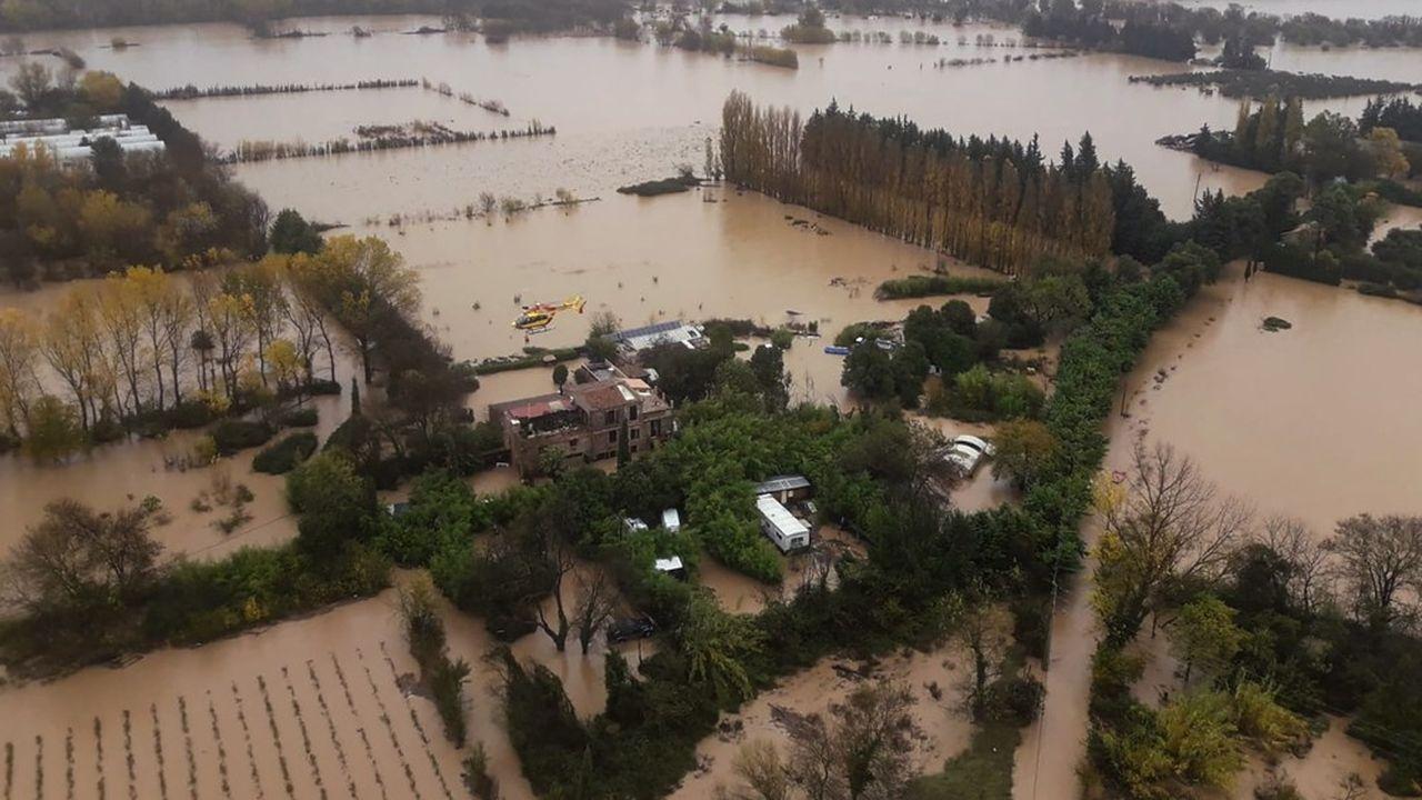 La semaine passée, six personnes avaient perdu la vie au cours d'un épisode météorologique marqué par des pluies diluviennes.