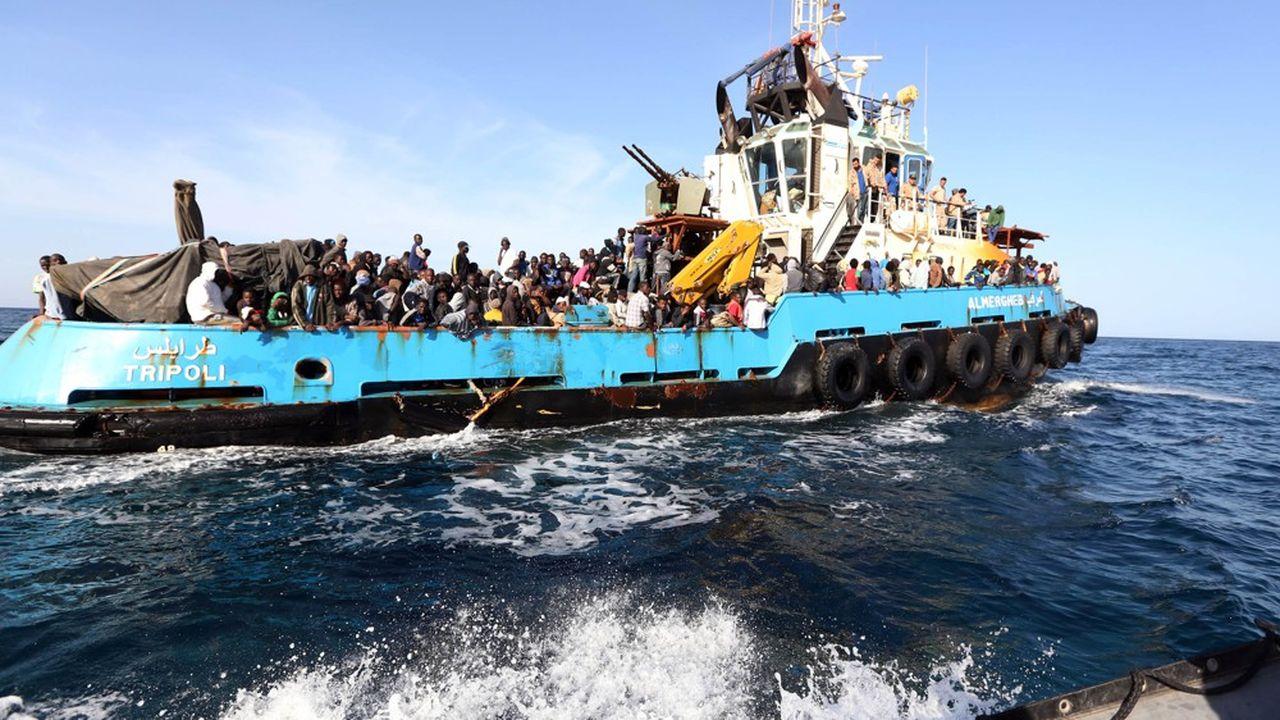 La France annule la livraison controversée de bateaux aux garde-côtes libyens