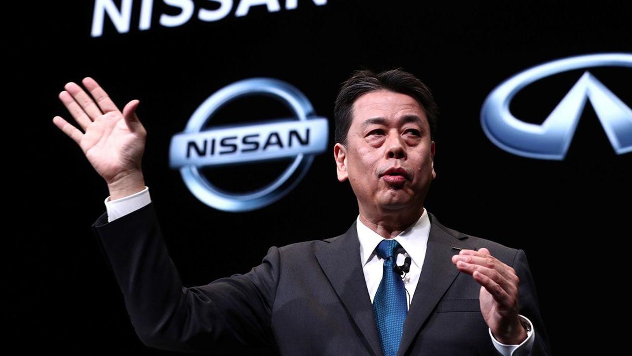En 1993, avec son premier salaire, Makoto Uchida s'était offert une Nissan 300 ZX