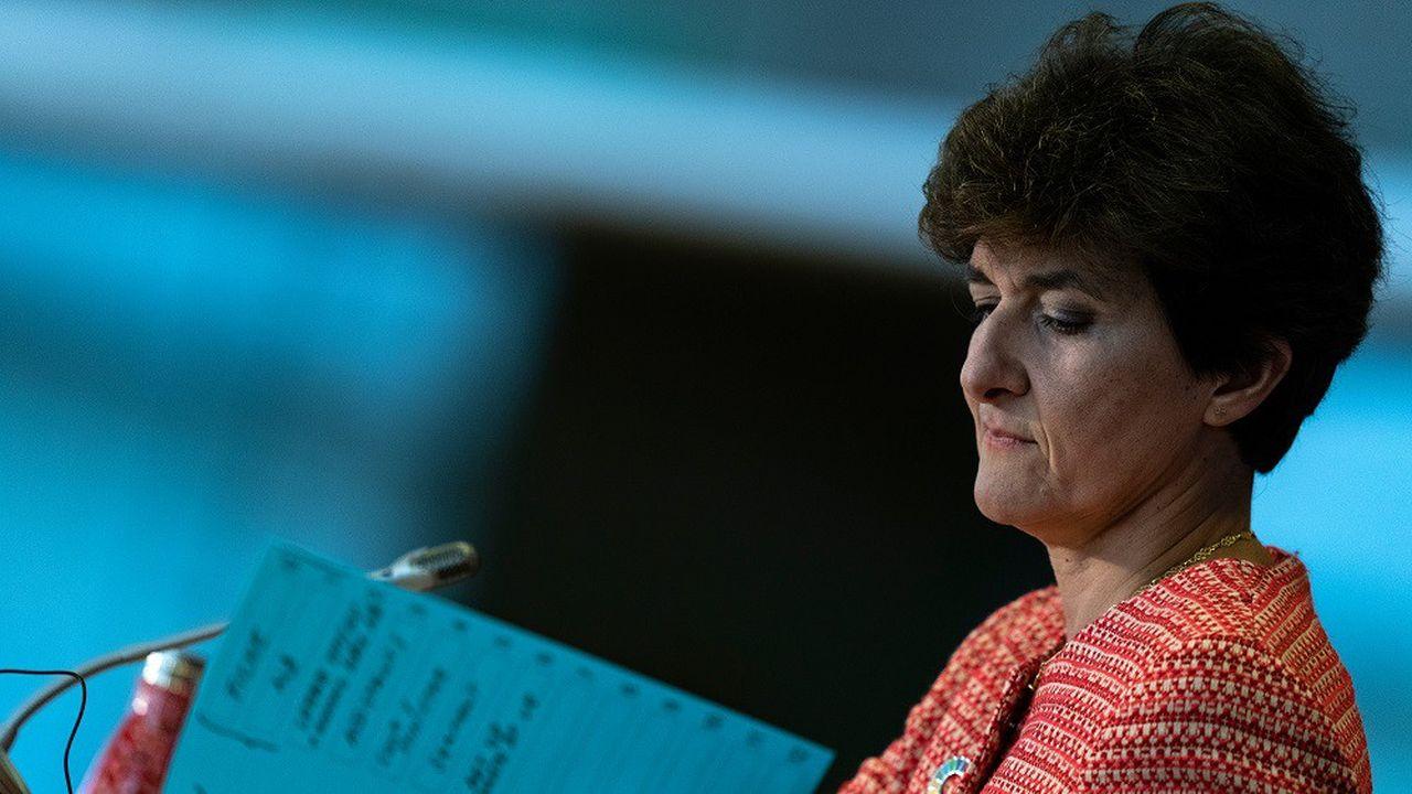 Sylvie Goulard avait été auditionnée deux fois par les eurodéputés avant de voir sa candidature rejetée.