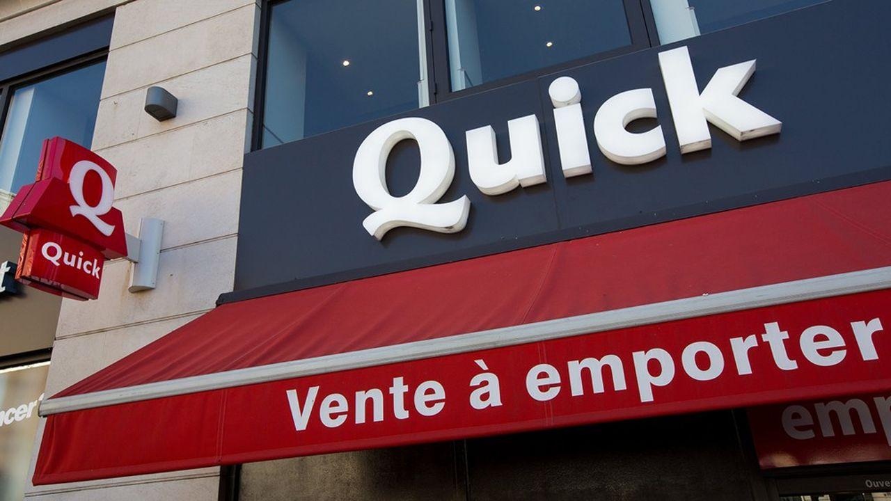 Groupe Bertrand avait repris Quick à la fin 2015, dans l'optique d'accélérer le développement de Burger King sur le marché français avec la conversion du plus grand nombre de ses établissements.
