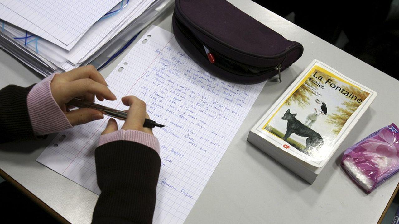 L'enquête de l'OCDE sur les élèves âgés de quinze ans met l'accent, cette année, sur la lecture et l'écriture.