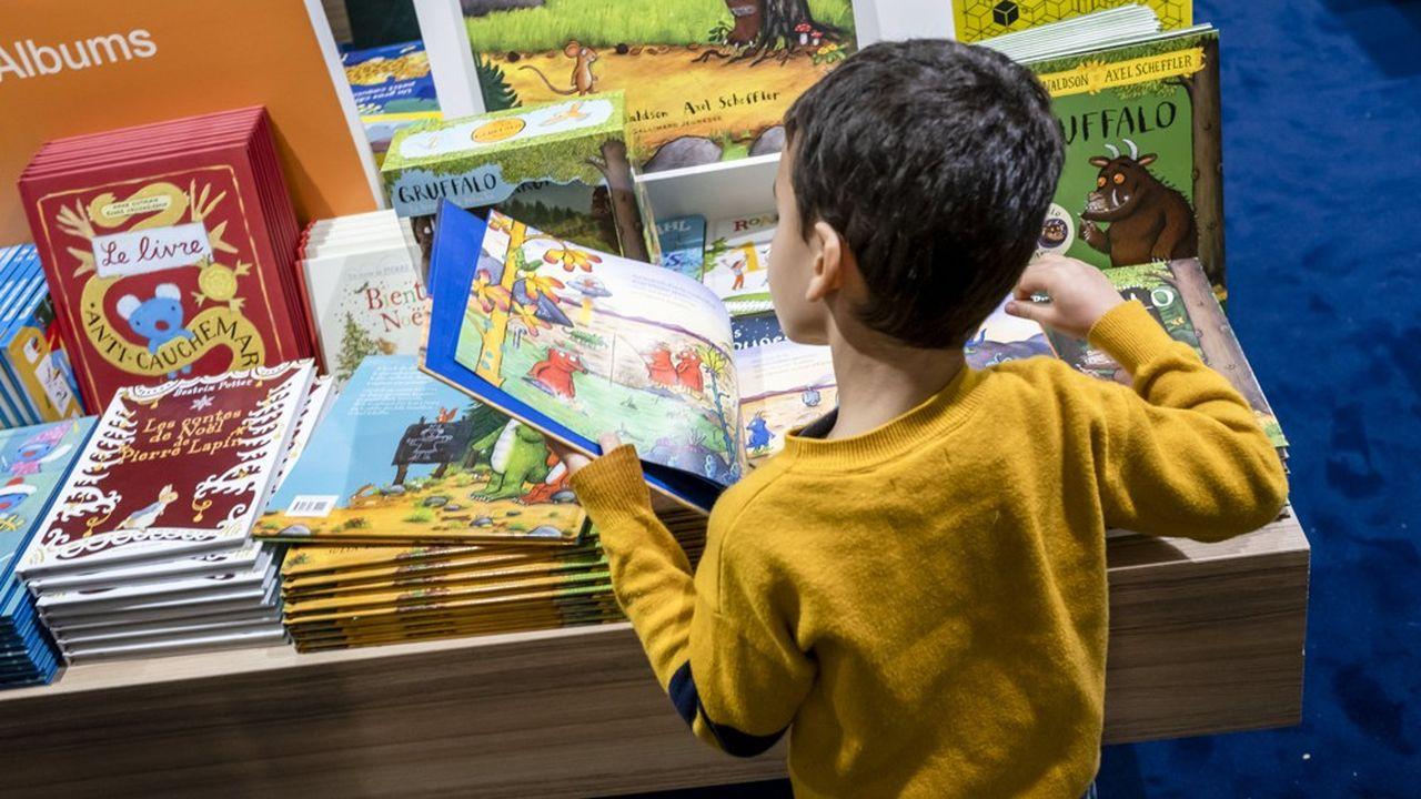 La 35e édition du Salon du livre et de la presse jeunessede Montreuil s'est close sur une note optimiste, grâce à une progression de 3,3% des ventes et une hausse de 2,1% en valeur du marché.