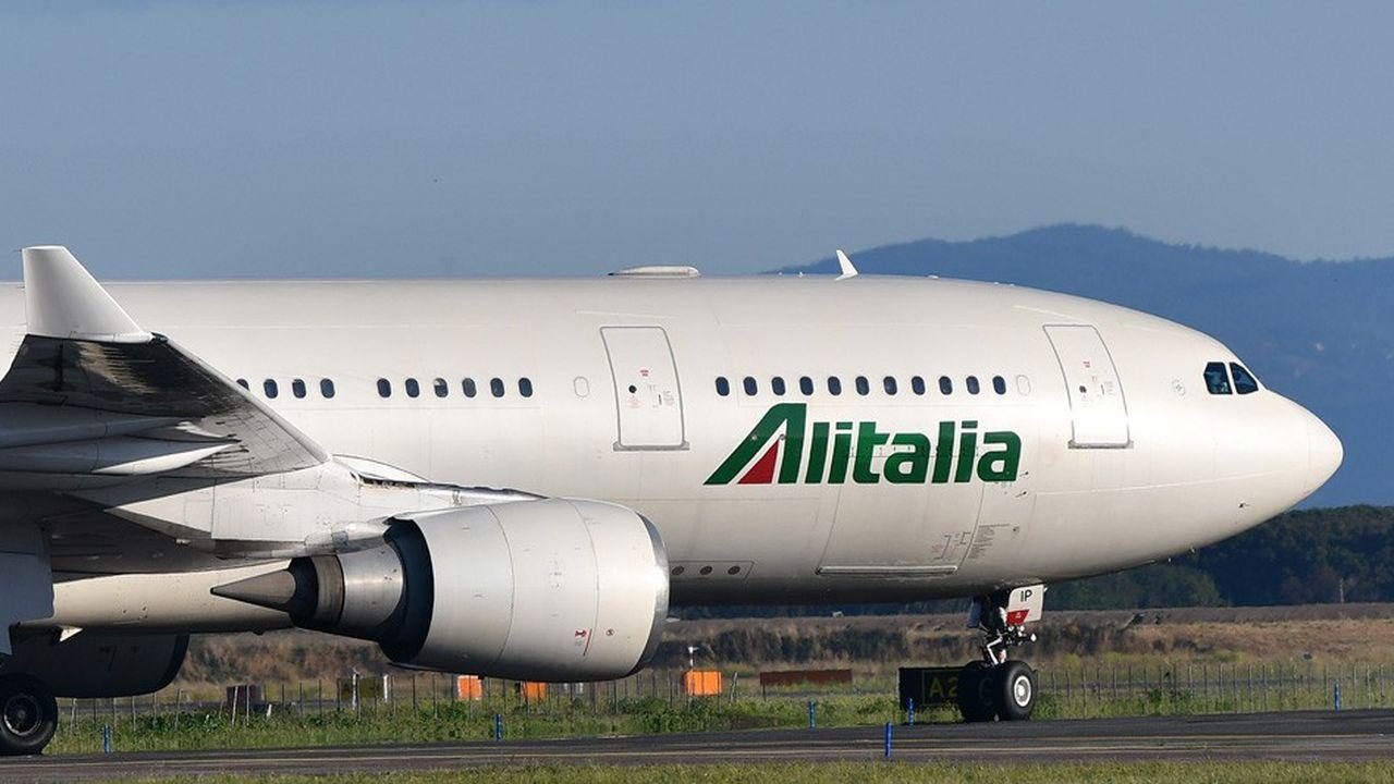 Le nouveau prêt du gouvernement italien introduit des «mesures urgentes» pour assurer la continuité du service fourni par Alitalia