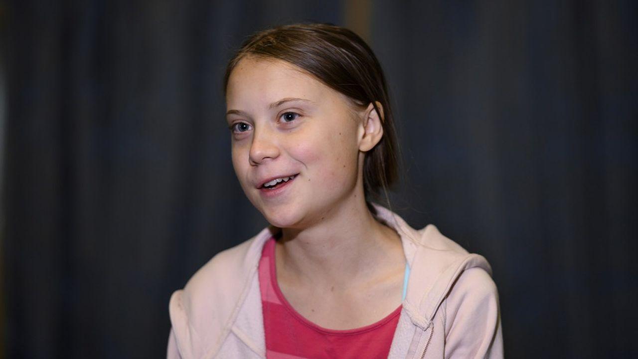 Greta Thunberg, l'adolescente suédoise à l'origine du mouvement Fridays For Future, se profile comme la star incontestable de la COP25.